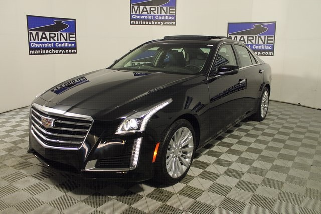 2017 Cadillac Cts 3 6 L Premium Luxury >> New 2019 Cadillac Cts 3 6l Luxury 4d Sedan In Jacksonville