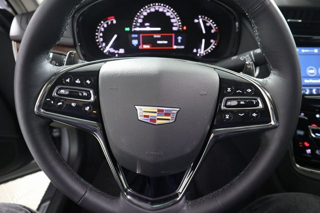 New 2018 Cadillac CTS 2.0L Turbo Luxury