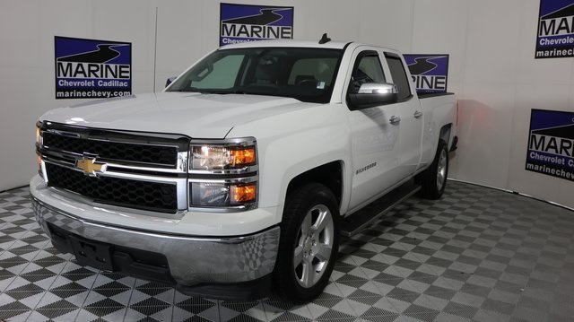 2015 Chevrolet Silverado 1500 Double Cab >> Pre Owned 2015 Chevrolet Silverado 1500 Rwd 4d Double Cab