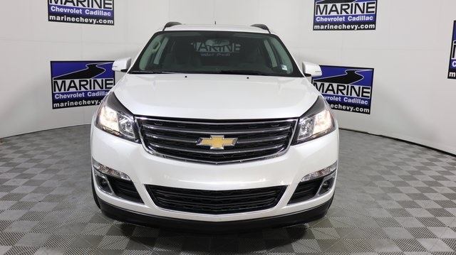 Pre-Owned 2017 Chevrolet Traverse LT