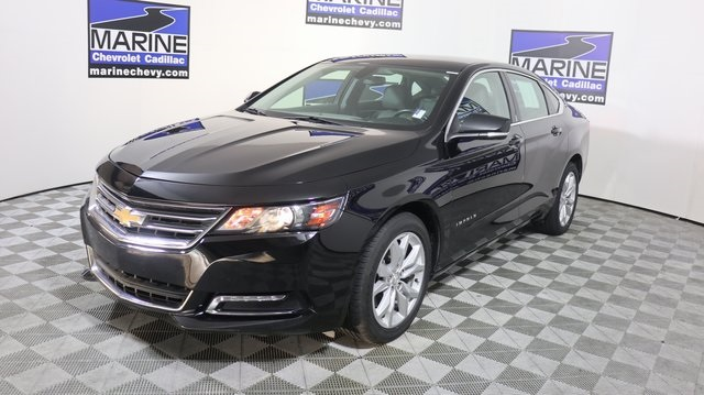 Pre Owned 2018 Chevrolet Impala Lt Fwd 4d Sedan