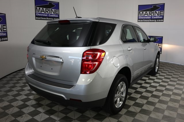 Certified Pre-Owned 2017 Chevrolet Equinox L
