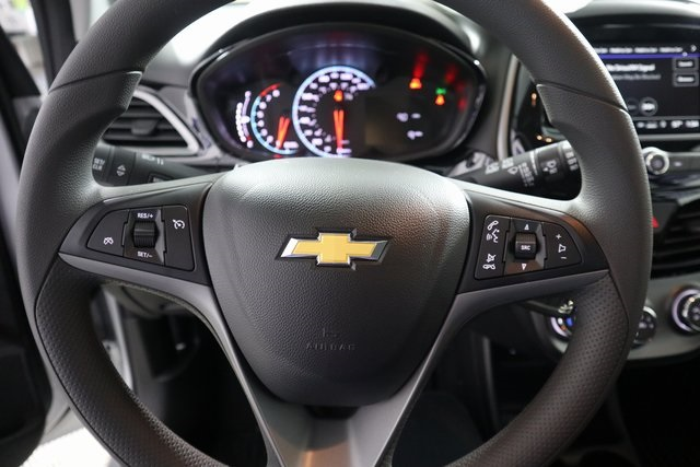 New 2019 Chevrolet Spark 1lt 4d Hatchback In Jacksonville Jp192