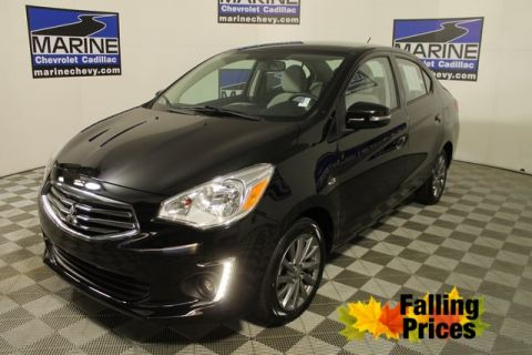Pre-Owned 2018 Mitsubishi Mirage G4 SE